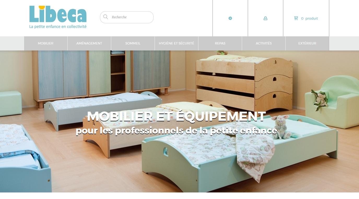 2626a8e1ebaa Notre client historique Libeca se modernise !