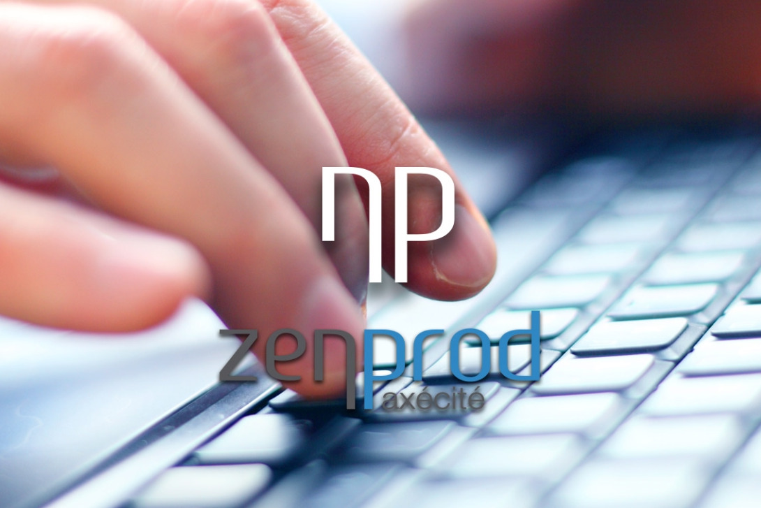 le nouveau backoffice Zenprod